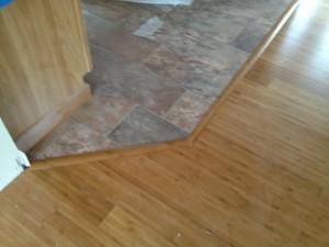 T hook Flooring