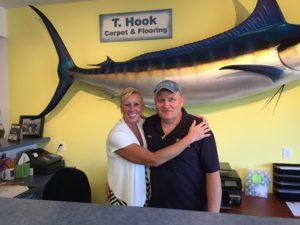 Tom Hook from T Hook Flooring